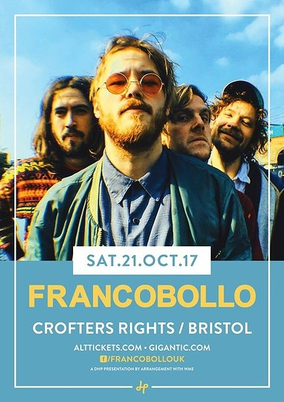 Francobollo at Crofters Rights in Bristol
