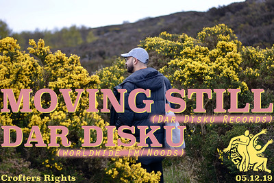 Freedom of Groovement: Moving Still & Dar Disku at Crofters Rights in Bristol