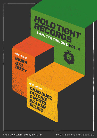 Hold Tight Family Sessions: Vol 4 at Crofters Rights in Bristol