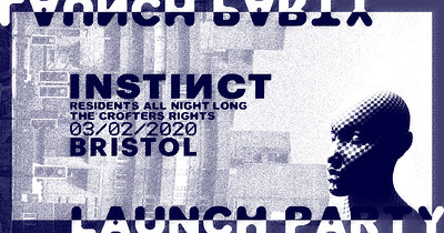 Instinct//001 at Crofters Rights in Bristol
