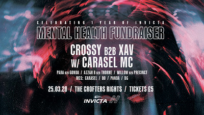 Invicta (Charity event) Crossy B2B XAV w/ Carasel  at Crofters Rights in Bristol