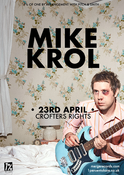 Mike Krol at Crofters Rights in Bristol