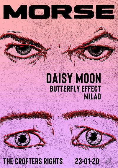 Morse: Daisy Moon at Crofters Rights in Bristol