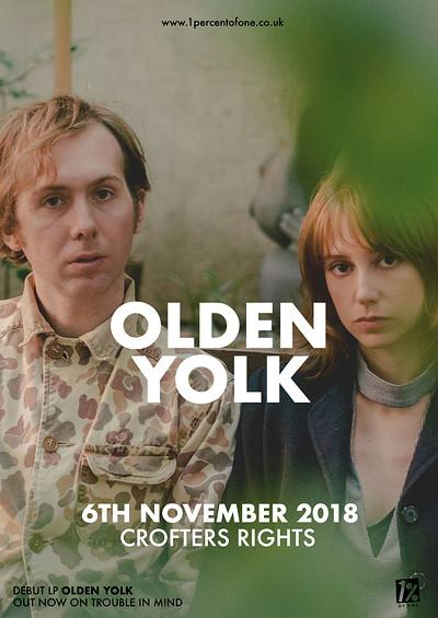 Olden Yolk at Crofters Rights in Bristol