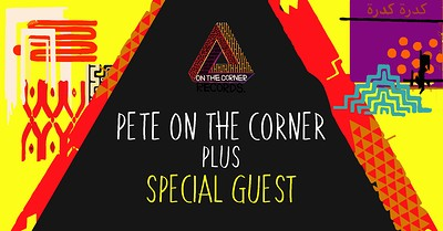 On The Corner: Pete OtC + Frank is Franck at Crofters Rights in Bristol
