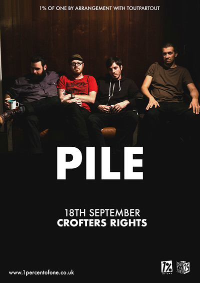 Pile at Crofters Rights in Bristol