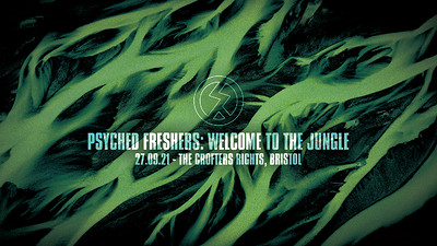 Psyched Freshers: Welcome to the Jungle at Crofters Rights in Bristol