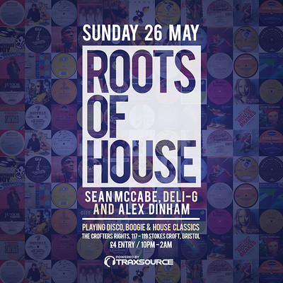 Roots of House at Crofters Rights in Bristol
