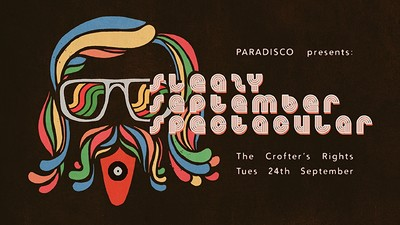 Sleazy September Spectacular / PARADISCO at Crofters Rights in Bristol