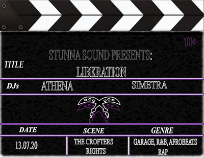 STUNNA SOUND PRESENTS: LIBERATION at Crofters Rights in Bristol