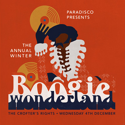 THE ANNUAL WINTER BOOGIE WONDERLAND at Crofters Rights in Bristol