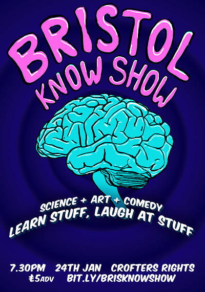 The Know Show at Crofters Rights in Bristol