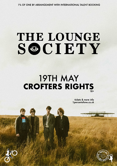 The Lounge Society at Crofters Rights in Bristol