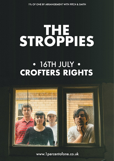 The Stroppies at Crofters Rights in Bristol