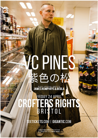 VC Pines at Crofters Rights in Bristol
