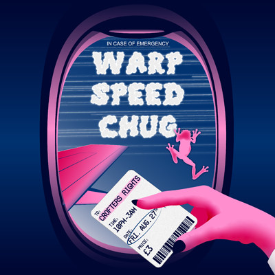 Warp Speed Chug: Crash Landing at Crofters Rights in Bristol