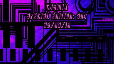 Cosmix Presents: Special Edition - 303 at Dare 2 in Bristol