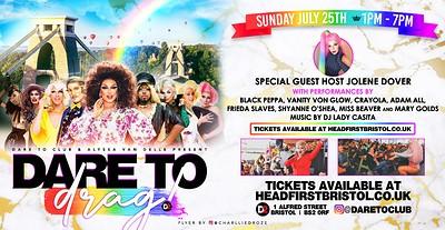 Dare to drag! Pride edition! at Dare to Club in Bristol