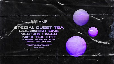 NM x AMP: The Return at Dare to Club in Bristol