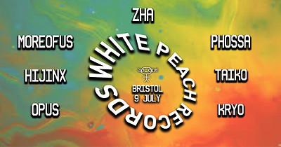 no_one invites: White Peach Records  at Dare to Club in Bristol