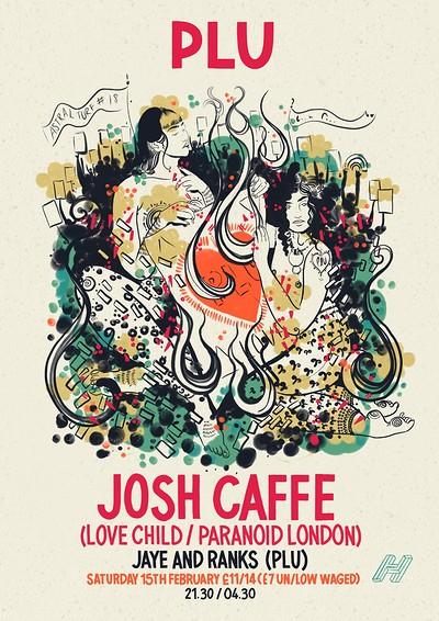 PLU: AstralTurf #18 wt Josh Caffe at Dare to Club in Bristol