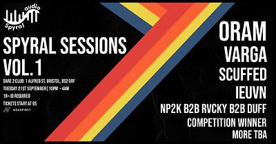Spyral Sessions Vol. 1 at Dare to Club in Bristol