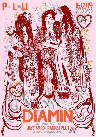 PLU Valentines with Diamin at Dare To Swing in Bristol