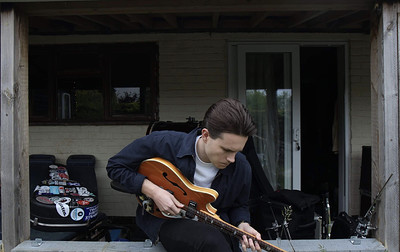 Luke Jackson at Downend Folk Club @ Christ Church Downend in Bristol
