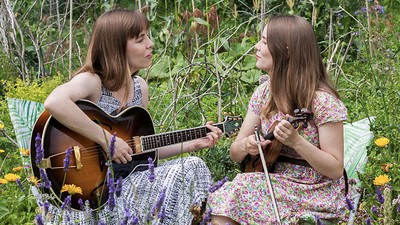 The Carrivick Sisters at Downend Folk Club @ Christ Church Downend in Bristol