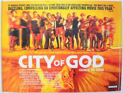 East Bristol Cinema presents... City of God at Easton Community Centre in Bristol