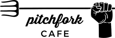 Pitchfork Cafe at Eat Your Greens at Eat Your Greens, Totterdown, Bristol in Bristol