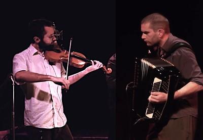 Guzek Duo at El Rincon in Bristol