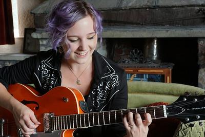 Holly Carter at El Rincon in Bristol