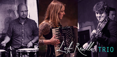 Lost Revellers at El Rincon in Bristol