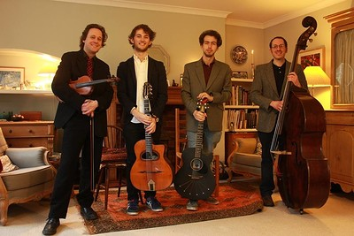 Ministry Of Swing at El Rincon in Bristol