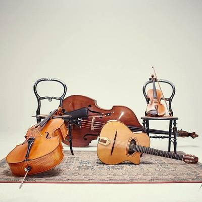Petit Soleil Strings at El Rincon in Bristol