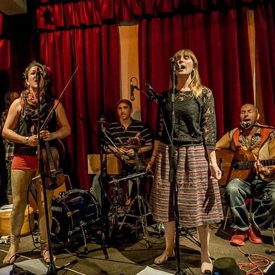Troyka at El Rincon in Bristol