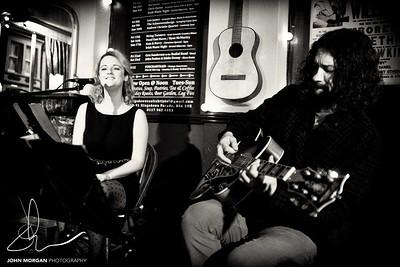 Victoria Klewin & Denny Ilett at El Rincon in Bristol