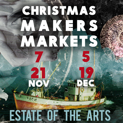 Christmas Makers Markets at Estate of the Arts in Bristol