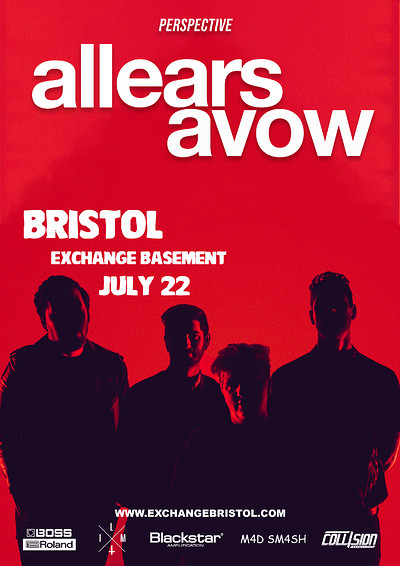All Ears Avow at Exchange in Bristol
