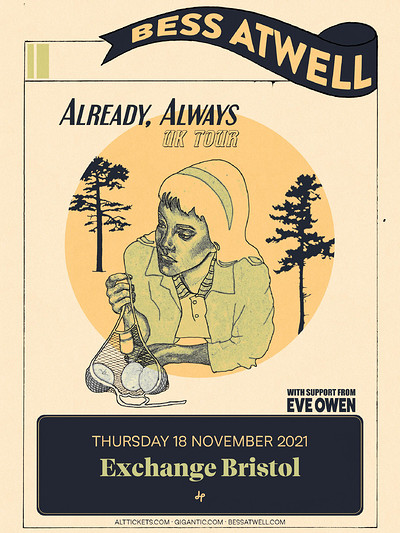 Bess Atwell at Exchange in Bristol