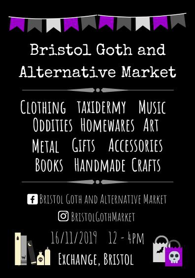 Bristol Goth and Alternative Market at Exchange in Bristol