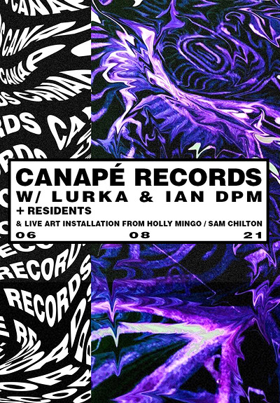 Canapé w/ Lurka & Ian DPM (New Date) at Exchange in Bristol