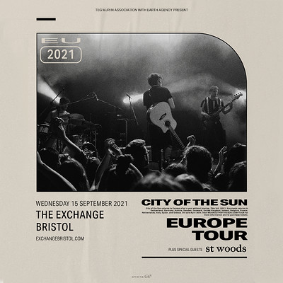 City of The Sun at Exchange in Bristol