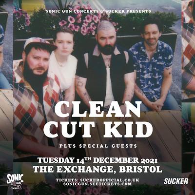 Clean Cut Kid at Exchange in Bristol