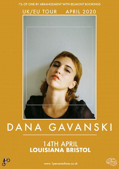 Dana Gavanski at Exchange in Bristol