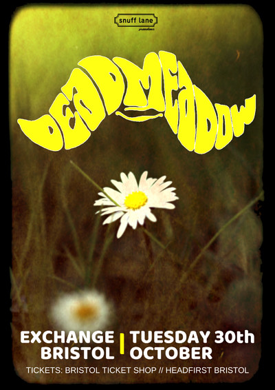 Dead Meadow '20th Anniversary Show' at Exchange in Bristol