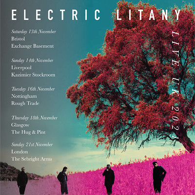 Electric Litany at Exchange in Bristol