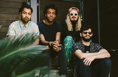 Flamingods at Exchange in Bristol