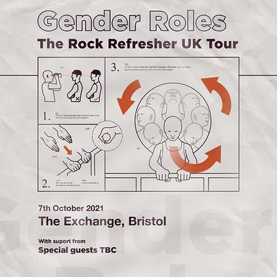 Gender Roles & Special Guests at Exchange in Bristol